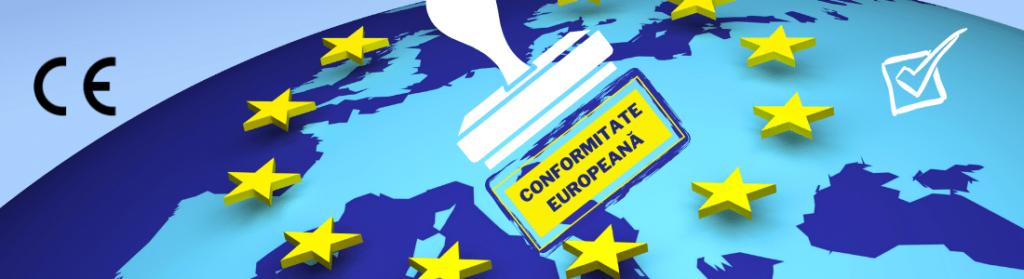 CE-Conformitate europeana